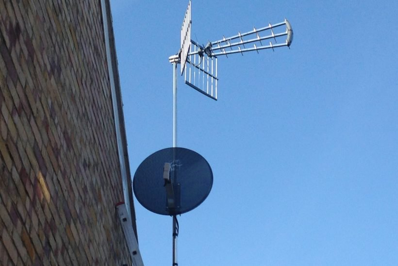 Satfocus_TV Aerial_Installation