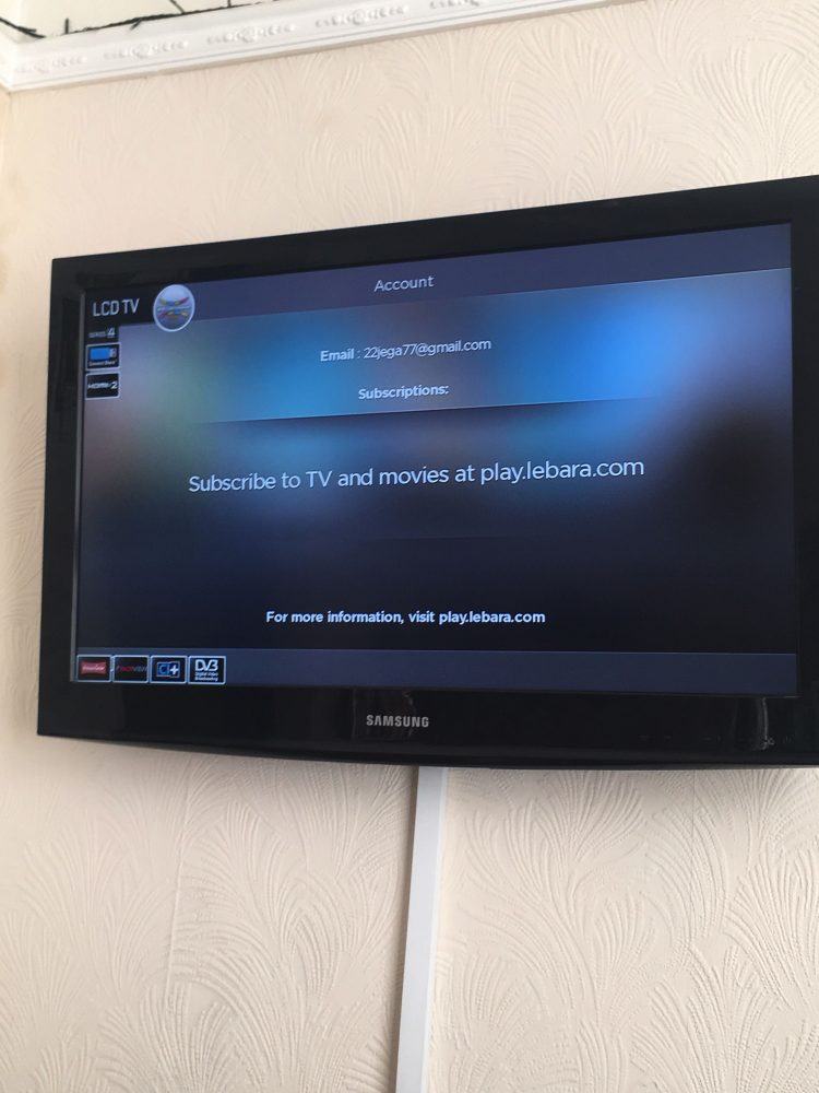 TV Wall Mounting_Harrow_Satfocus