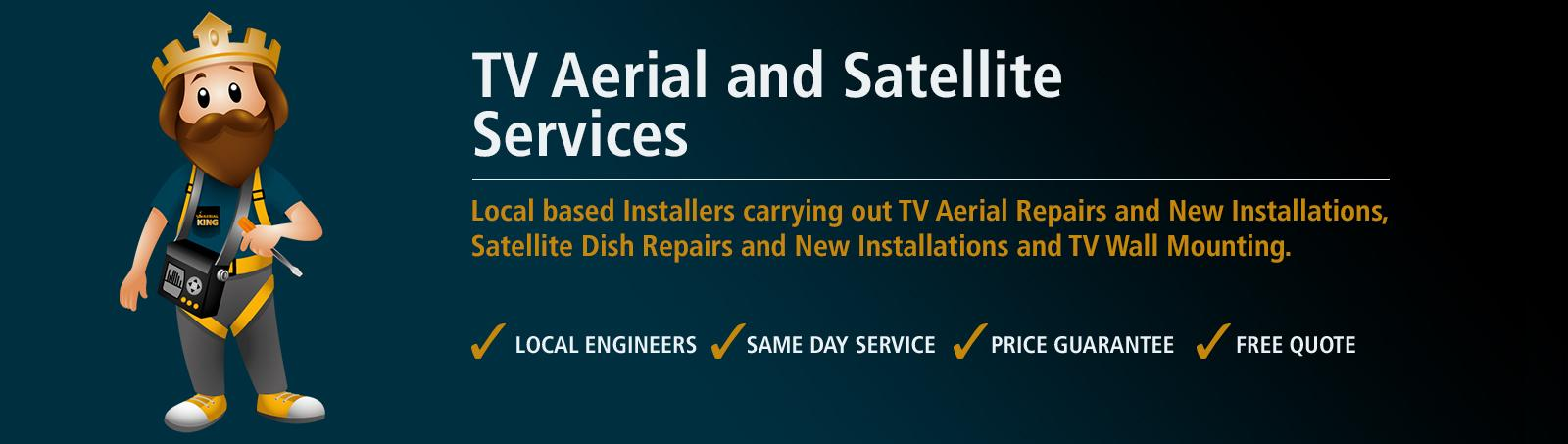 TV Aerial Services SatFocus
