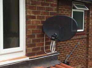 Sky Dish Installation Harrow