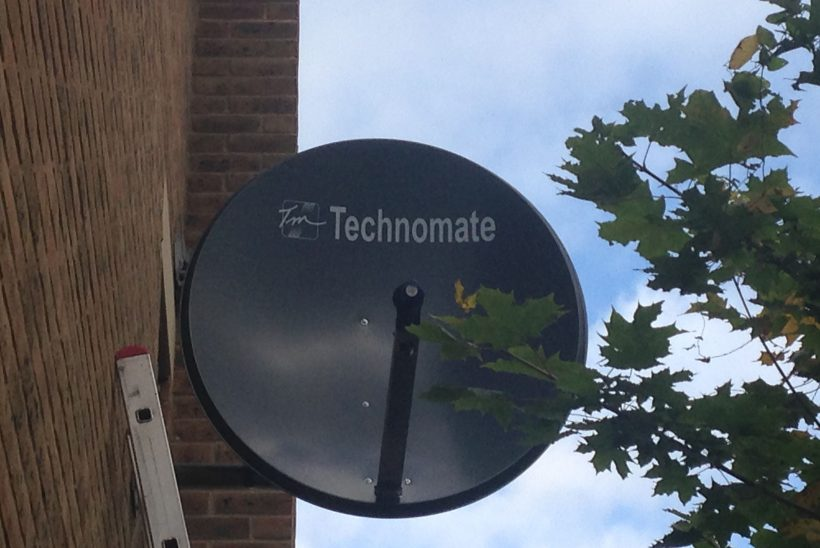 Russian Satellite TV Dish Supplied and Installed in Stanmore, Harrow, London SatFocus