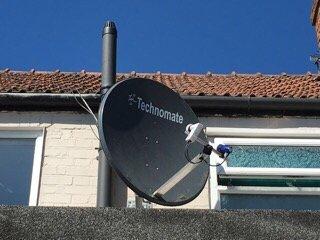 Italian Satellite Dish Installation SatFocus