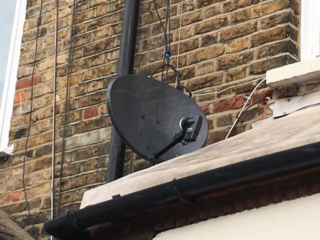 SKY SATELLITE DISH INSTALLER SatFocus