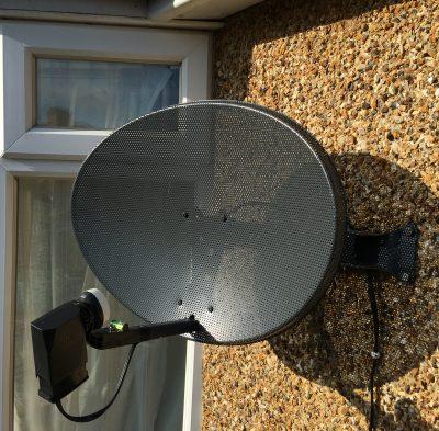 Sky dish installation Harrow London