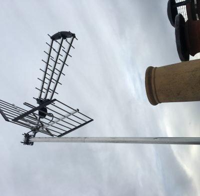 Digital and HD TV Aerial Installed in Harrow