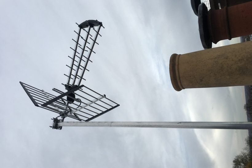 Digital and HD TV Aerial Installed in Harrow