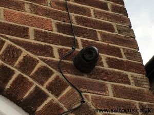CCTV Supplied and Installed in Harrow |  3 Hidden Cameras and 2 Outside Cameras  - Satfocus CCTV SatFocus