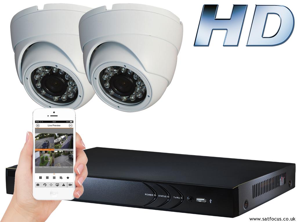 ILFORD CCTV INSTALLATION SatFocus
