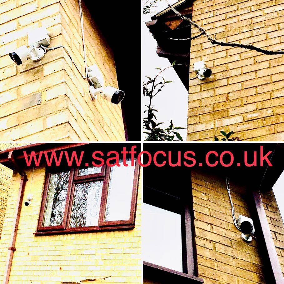 CCTV INSTALLER | CCTV Fitted in Hounslow SatFocus