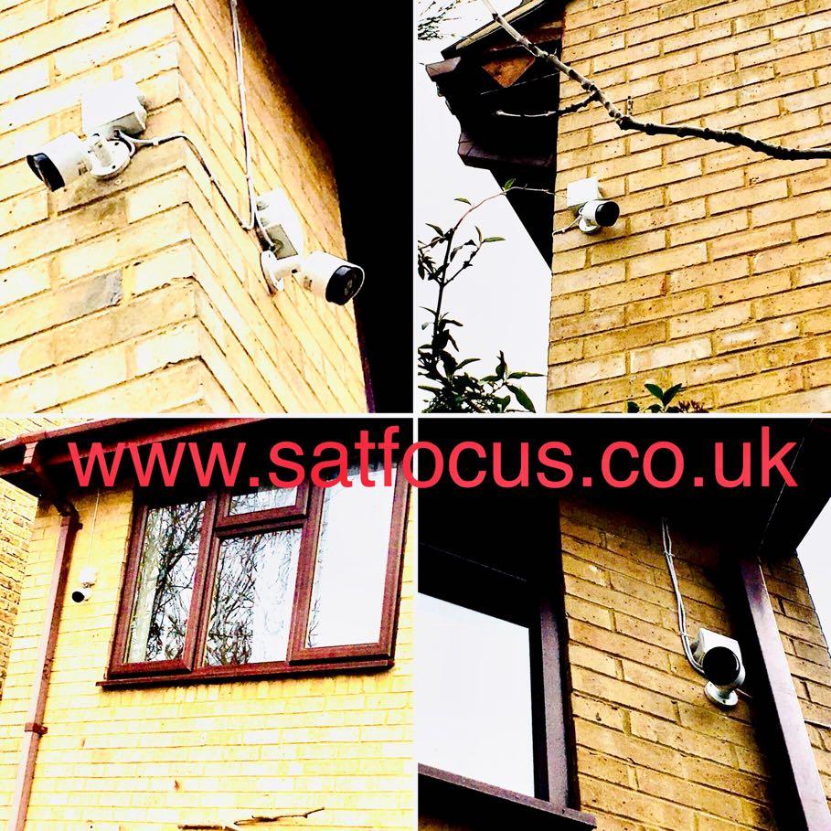 CCTV INSTALLER | CCTV Fitted in Hounslow SatFocus