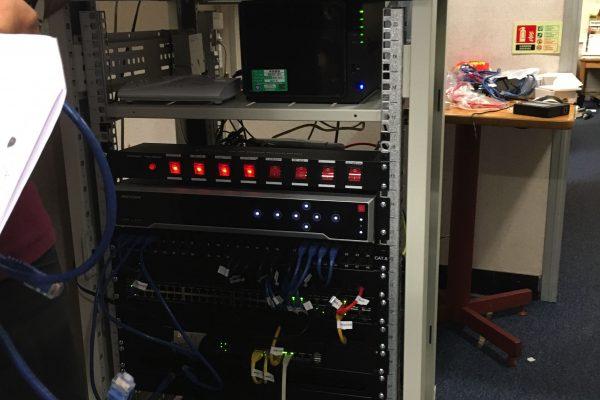 Data cabling satfocus