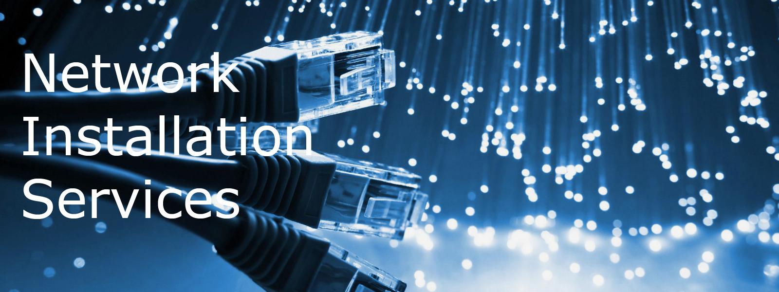 network installation Satfocus