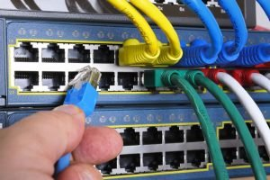 Network Installation / Network Cable Installation - Harrow, London - Satfocus SatFocus