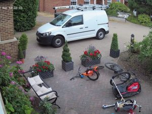 4K CCTV Installed in Barnet SatFocus