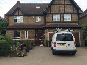 4K CCTV System Supplied and Installed in Barnet, London. SatFocus