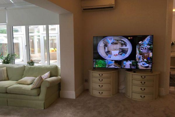 4K IP CCTV-Satfocus