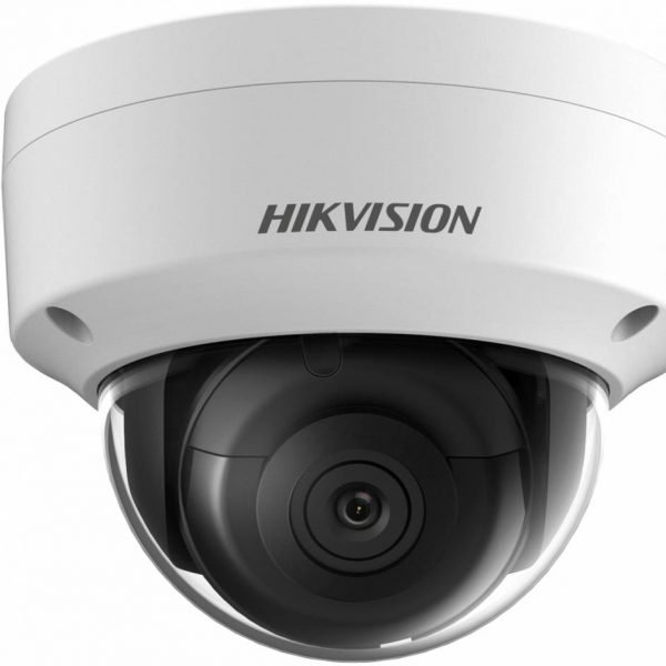 2 x Camera Hikvision 2MP IP CCTV System Supply & Installed