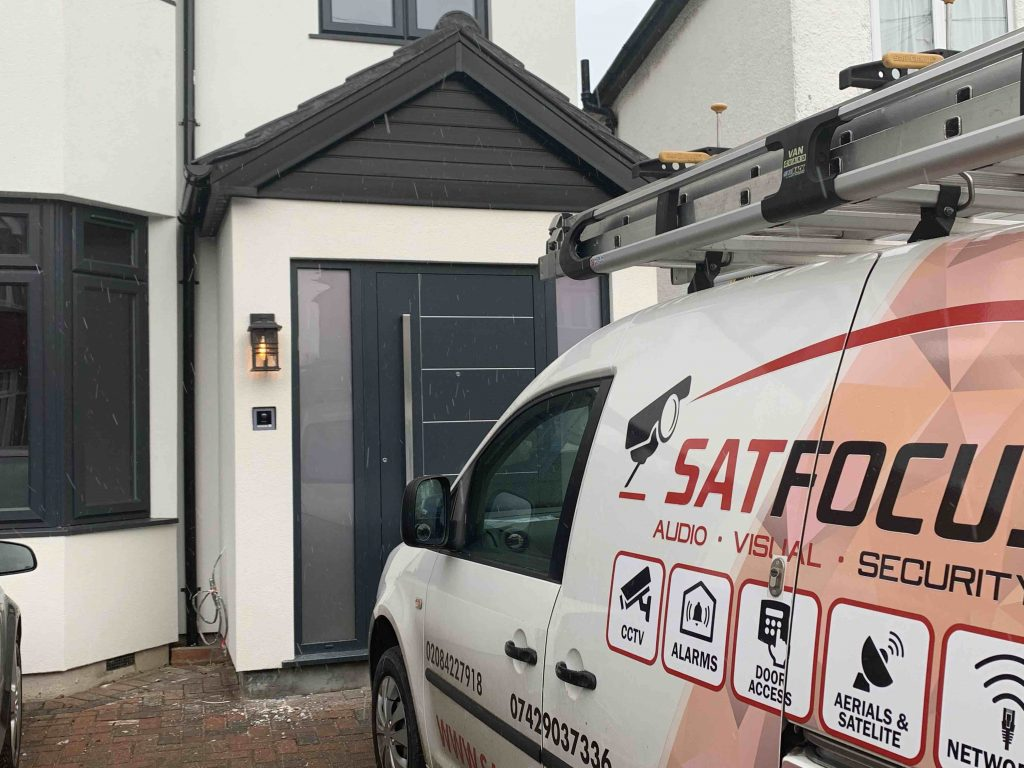 SOME OF OUR PROJECTS SatFocus