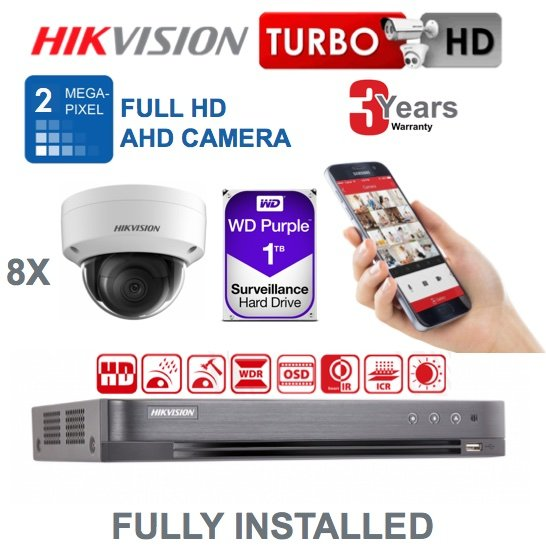 Hikvision AHD Dome 2MP_8