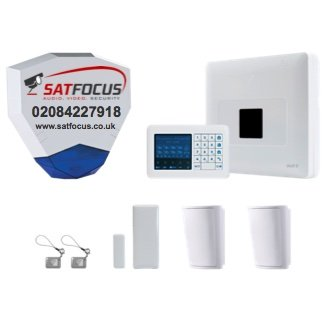 Visonic Power Master 33 Wireless Alarm System - SatFocus