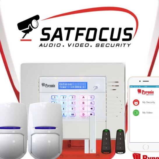 Audio Visual & Security Solutions | Harrow, London SatFocus
