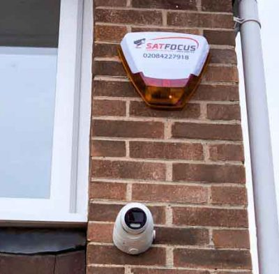 Burglar Alarm and CCTV Installation