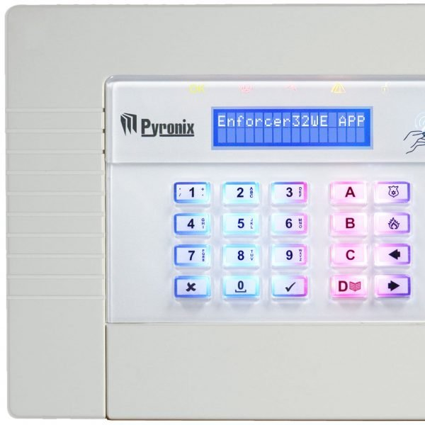 Pyronix Enforcer 10 GSM Wireless Burglar Alarm
