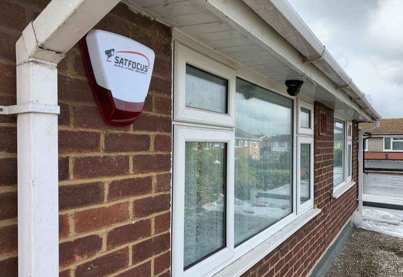 Burglar Alarm Installation SatFocus