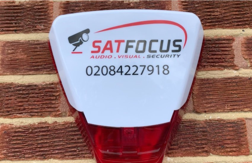 SatFocus: CCTV | Burglar Alarms | Networks, WiFi | Door Entry, Video Intercom System | TV Aerials and Satellite Dish Installation in London