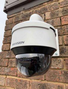 Commercial CCTV Installation SatFocus
