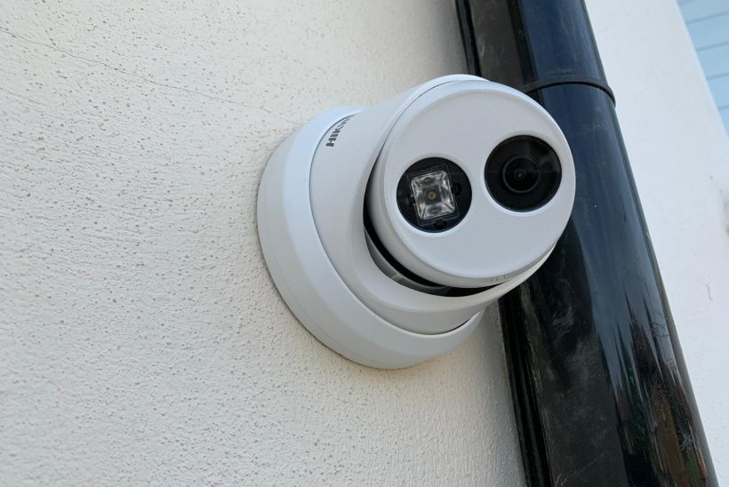 8MP_4K_CCTV Camera_Satfocus