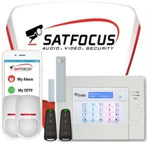 Wireless Alarm System SatFocus