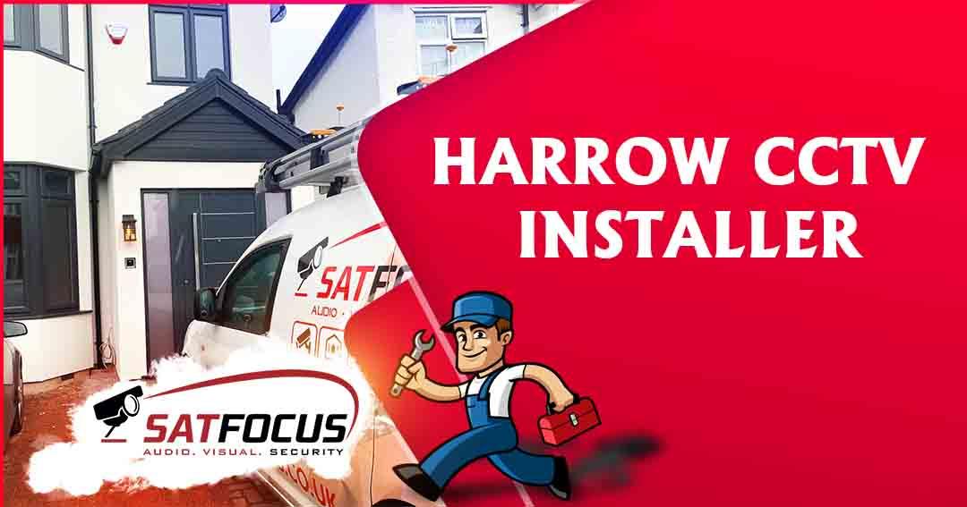 Burglar Alarm Installer Harrow SatFocus