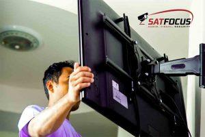 Audio Visual Installation in Harrow SatFocus