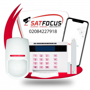 Bespoke Burglar Alarm Systems | Protect Your Home or Business SatFocus