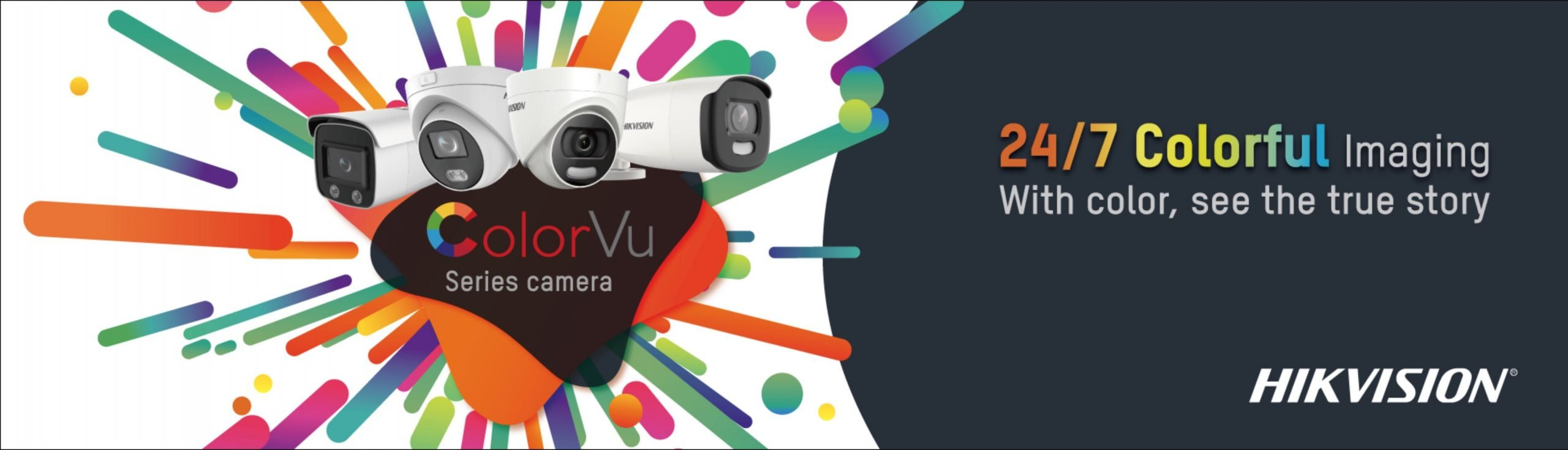 Hikvision ColorVu Camera