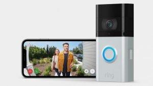 Ring Video Doorbell 3 - Ring Video Doorbell 3 Plus SatFocus