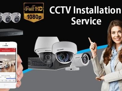 cctv installation and service