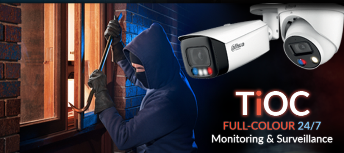 TiOC Dahua CCTV