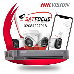 The Best Business and Home Security Installation in Hounslow London SatFocus