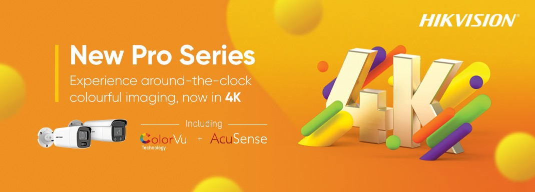 Hikvision ColorVu 4K and Varifocal IP Cameras Installation Services SatFocus