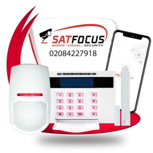 Burglar Alarm Installer Harrow SatFocus