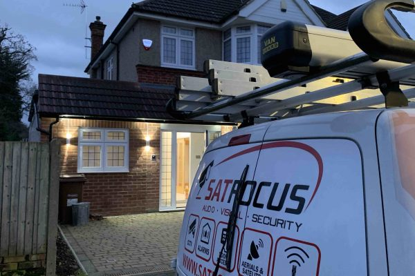 Harrow CCTV Installation | One-Stop Solution for AV and Security Systems SatFocus